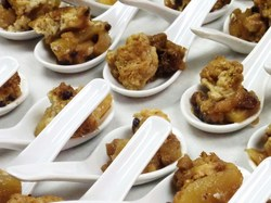 Ambrosia Centre's Humble Apple Crumble by Chef Steve